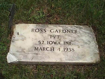 GARDNER, PVT. ROSS - Carroll County, Iowa | PVT. ROSS GARDNER