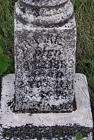 GRUBBS, FRANKIE A. - Carroll County, Iowa | FRANKIE A. GRUBBS