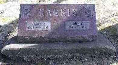 HARRIS, JOHN C. - Carroll County, Iowa | JOHN C. HARRIS