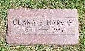 HARVEY, CLARA F. - Carroll County, Iowa | CLARA F. HARVEY 