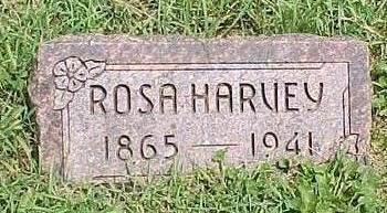 HARVEY, ROSA - Carroll County, Iowa | ROSA HARVEY