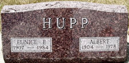 HUPP, ALBERT - Carroll County, Iowa | ALBERT HUPP