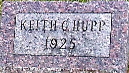 HUPP, KEITH C. - Carroll County, Iowa   KEITH C. HUPP