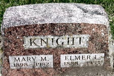 KNIGHT, MARY M. - Carroll County, Iowa | MARY M. KNIGHT