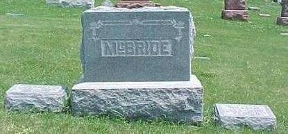MCBRIDE, WILLIAM - Carroll County, Iowa | WILLIAM MCBRIDE