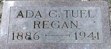 REAGAN, ADA C. - Carroll County, Iowa | ADA C. REAGAN
