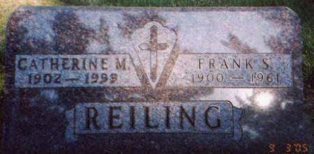 REILING, FRANK SALOMON - Carroll County, Iowa | FRANK SALOMON REILING