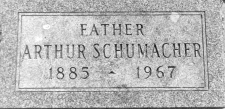 SCHUMACHER, ARTHUR - Carroll County, Iowa | ARTHUR SCHUMACHER