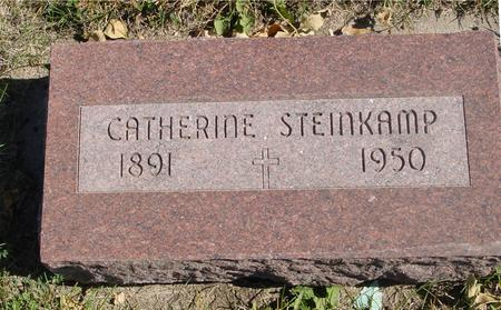 STEINKAMP, CATHERINE - Carroll County, Iowa | CATHERINE STEINKAMP