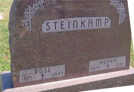 STEINKAMP, HENRY & ROSE - Carroll County, Iowa   HENRY & ROSE STEINKAMP