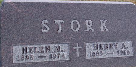 STORK, HENRY &HELEN - Carroll County, Iowa | HENRY &HELEN STORK
