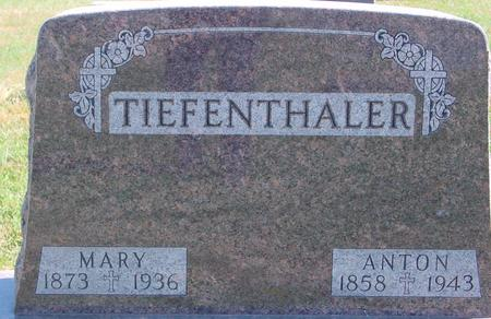 TIEFENTHALER, TONY & MARY - Carroll County, Iowa | TONY & MARY TIEFENTHALER