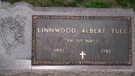 TUEL, LINNWOOD ALBERT - Carroll County, Iowa | LINNWOOD ALBERT TUEL