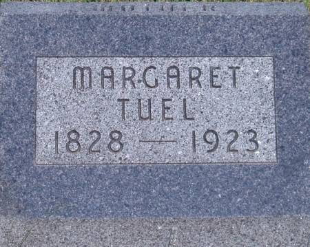 TUEL, MARGARET - Carroll County, Iowa | MARGARET TUEL