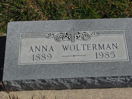 WOLTERMAN, ANNA - Carroll County, Iowa | ANNA WOLTERMAN