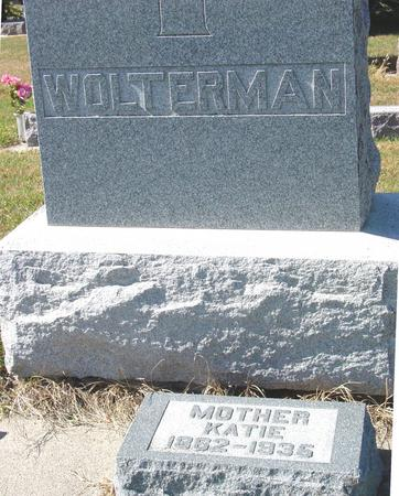 WOLTERMAN, KATIE - Carroll County, Iowa | KATIE WOLTERMAN