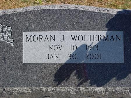 WOLTERMAN, MORAN J. - Carroll County, Iowa | MORAN J. WOLTERMAN