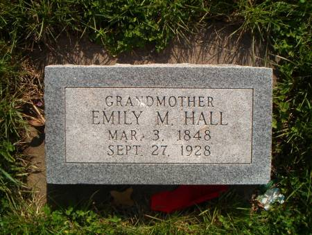 HALL, EMILY M - Cass County, Iowa | EMILY M HALL