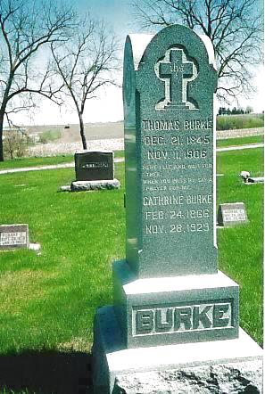 BURKE, THOMAS - Cass County, Iowa | THOMAS BURKE