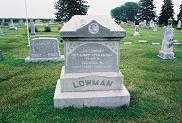 LOWMAN, J. H. (JOHN) - Cass County, Iowa | J. H. (JOHN) LOWMAN