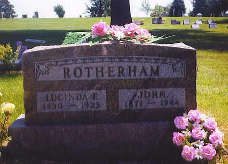 ROTHERHAM, JOHN - Cass County, Iowa | JOHN ROTHERHAM