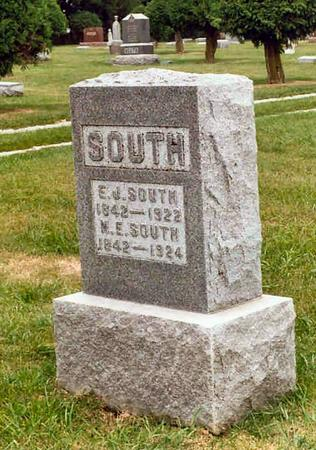 SOUTH, ELIJAH - Cass County, Iowa | ELIJAH SOUTH