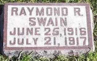 SWAIN, RAYMOND - Cass County, Iowa | RAYMOND SWAIN