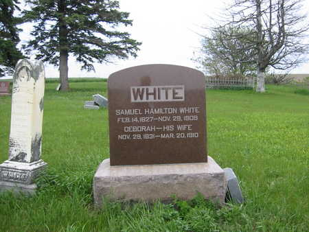 WHITE, SAMUEL - Cass County, Iowa | SAMUEL WHITE