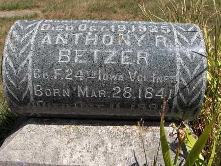 BETZER, ANTHONY - Cedar County, Iowa | ANTHONY BETZER
