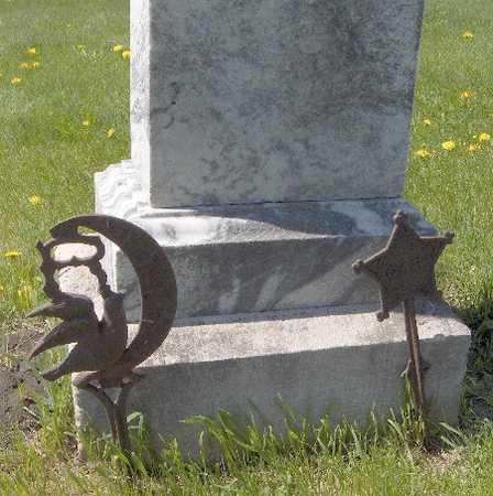 BURNETT, ANDREW H. - Cedar County, Iowa | ANDREW H. BURNETT