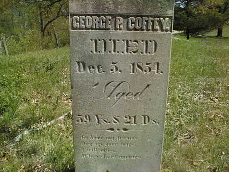 COFFEY, GEORGE P. - Cedar County, Iowa | GEORGE P. COFFEY