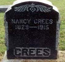 CREES, NANCY - Cedar County, Iowa | NANCY CREES