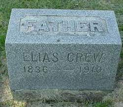 CREW, ELIAS - Cedar County, Iowa | ELIAS CREW