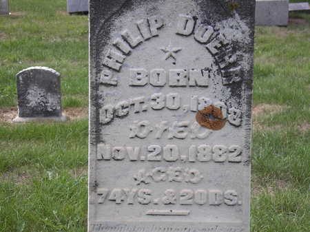 DOERR, PHILIP - Cedar County, Iowa | PHILIP DOERR