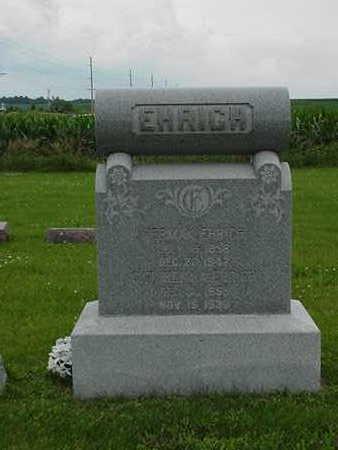 EHRICH, CATHRENA - Cedar County, Iowa | CATHRENA EHRICH