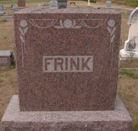FRINK, FAMILY MONUMENT - Cedar County, Iowa | FAMILY MONUMENT FRINK
