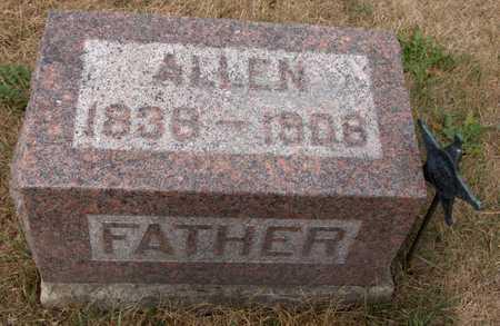 FRINK, ALLEN - Cedar County, Iowa | ALLEN FRINK