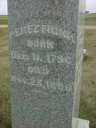FRINK, PEREZ - Cedar County, Iowa | PEREZ FRINK