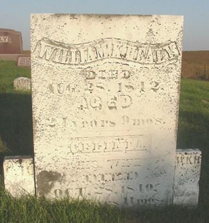 HEALY, WILLIAM - Cedar County, Iowa | WILLIAM HEALY