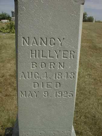 HILLYER, NANCY - Cedar County, Iowa | NANCY HILLYER