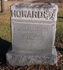 HOWARD, ROBERT GOWER - Cedar County, Iowa | ROBERT GOWER HOWARD