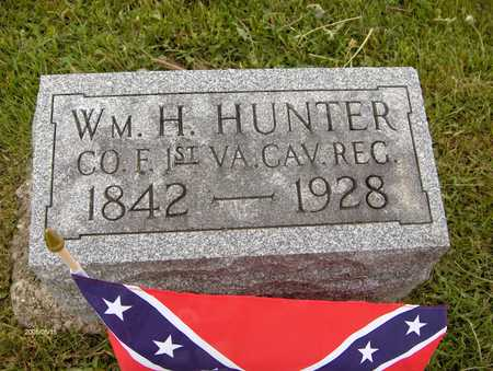 HUNTER, WILLIAM H. - Cedar County, Iowa | WILLIAM H. HUNTER