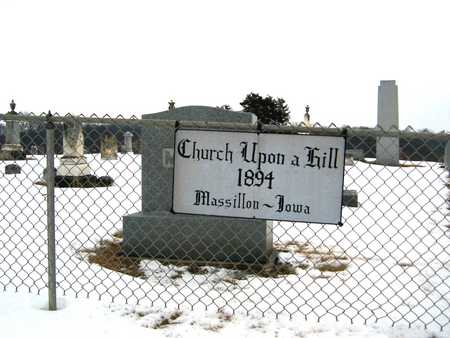 MASSILLON, CEMETERY - Cedar County, Iowa | CEMETERY MASSILLON