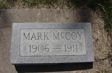 MCCOY, MARK - Cedar County, Iowa | MARK MCCOY
