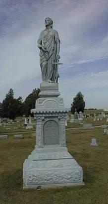 MCNEIL, SARAH M. - Cedar County, Iowa | SARAH M. MCNEIL