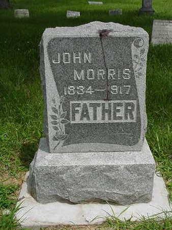 MORRIS, JOHN - Cedar County, Iowa | JOHN MORRIS