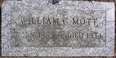 MOTT, WILLIAM C. - Cedar County, Iowa | WILLIAM C. MOTT
