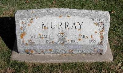 MURRAY, CLARA E. - Cedar County, Iowa | CLARA E. MURRAY