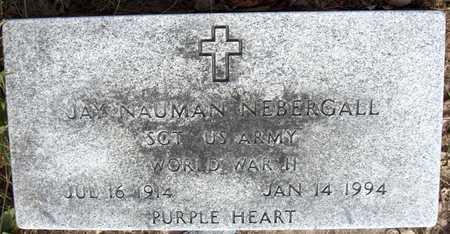 NEBERGALL, JAY NAUMAN - Cedar County, Iowa | JAY NAUMAN NEBERGALL