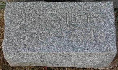 PIERCE, BESSIE RAE - Cedar County, Iowa | BESSIE RAE PIERCE